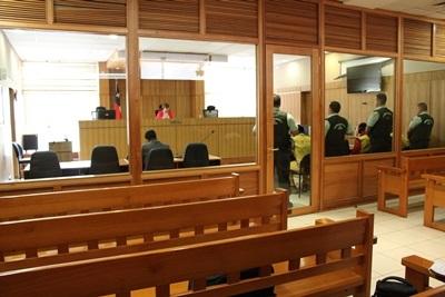 Tribunal Oral sentencia con altas penas de delincuentes por robos en La Serena Zoo