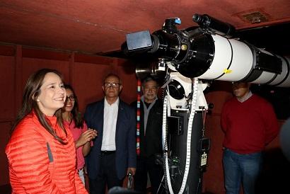 Río Hurtado se prepara para el Eclipse de Sol potenciando el astroturismo y sus emprendimientos