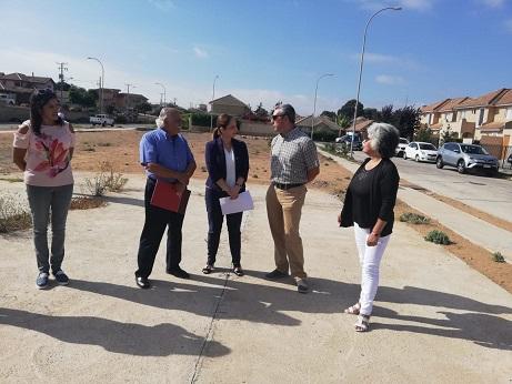 Confirman terreno para cuartel de Carabineros en sector oriente de La Serena
