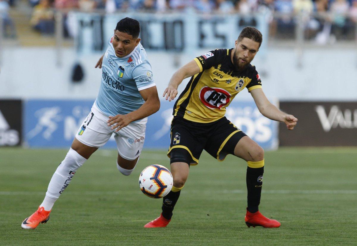 Coquimbo Unido cayó 2-0 con O´higgins en Rancagua