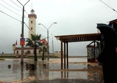 A prepararse por probables precipitaciones este fin de semana en la región