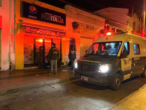 Detienen a mujer que vendía droga en el centro de La Serena