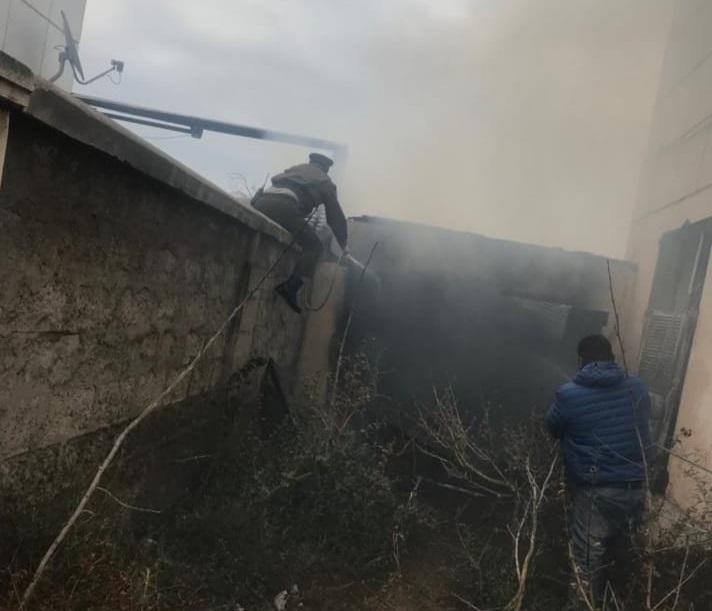 Logran detención de sujeto que provocó incendio en inmueble de Coquimbo
