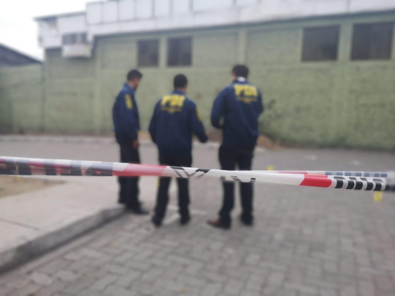 Carabineros detiene a estudiante autor de homicidio en liceo industrial de Coquimbo