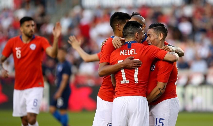 Selección Chilena se despide en Estadio La Portada frente Haití antes de la Copa América
