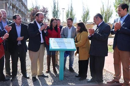 Esfuerzo público-privado permite remodelar Plaza Víctor Domingo Silva