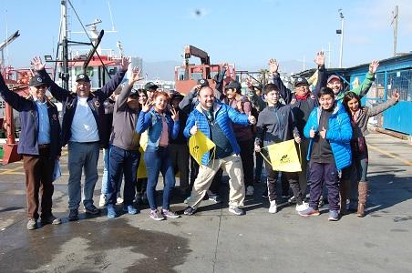 Organizaciones sociales y gremiales limpiarán de playas y fondos marinos en Coquimbo