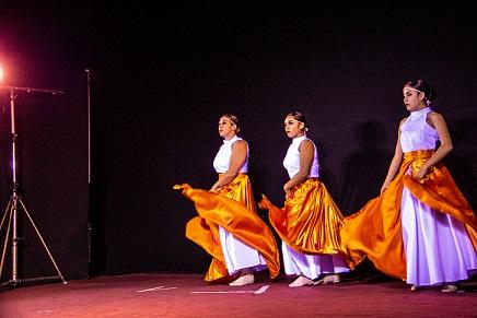 En el Valle de Elqui continúan celebrando el Día de la Danza