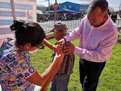 Confirman brote de Influenza A en cinco niños de Andacollo