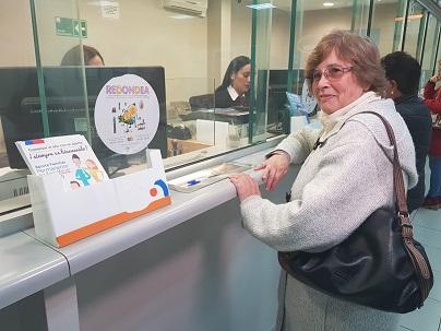 Más de 54 mil adultos mayores recibirán el Bono Invierno en la región