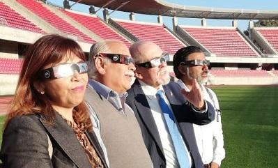 El Premio Nacional de Ciencias José Maza estará en masivo evento por Eclipse Solar