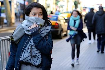 Pronóstico para el invierno prevé pocas lluvias y mucho frió en la región