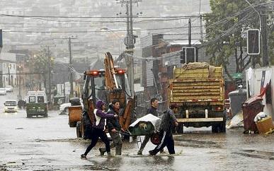 Debido a precipitaciones municipio de Coquimbo posterga inauguración de Casa de la Mujer