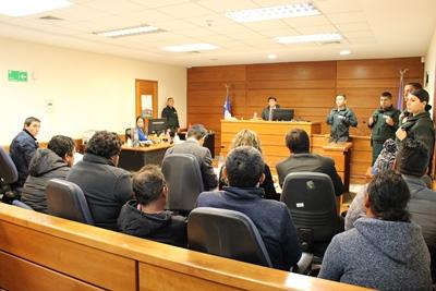 En prisión preventiva ex-jefe de Retén de Canela que dirigía organización para tráfico de drogas