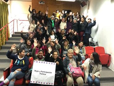 Más de 200 mujeres se capacitan en liderzazgo y empoderamiento
