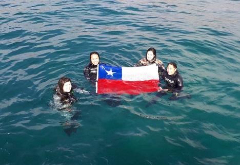Deportistas piden ayuda para representar a Chile en Panamericano de Caza Submarina