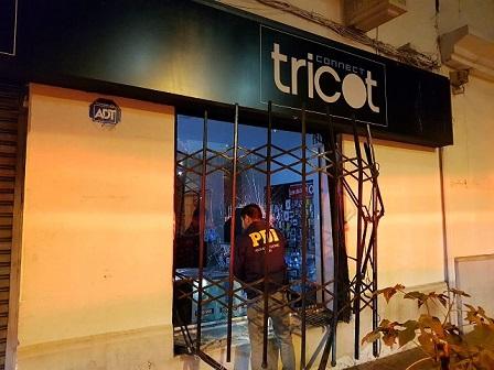 En menos de tres días delincuentes provocaron dos alunizajes en tiendas del centro de La Serena