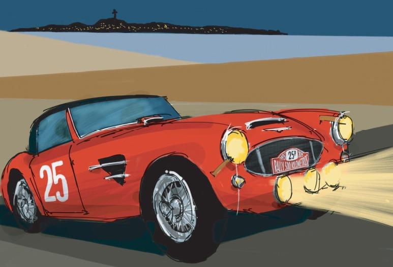 Coquimbo regresará al pasado con exposición de autos clásicos y coreografías de los años 60
