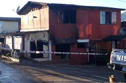 Fallece mujer que sufrió graves quemaduras en incendio en Illapel