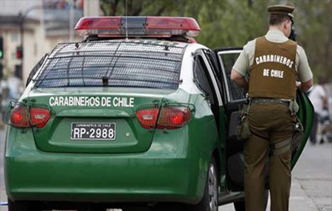 (AHORA) Fallece motorista luego de choque con vehículo en ruta a Andacollo, en el sector El Peñón