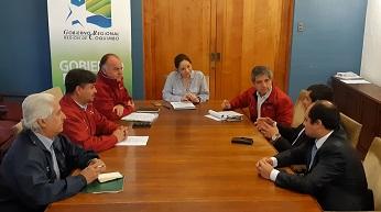 Gobierno destinará 3500 millones de pesos para fortalecer ayuda al mundo agrícola en la región