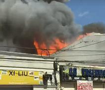 (VIDEO) Incendio en Juzgado Laboral habría sido provocado por soplete ocupado por contratistas