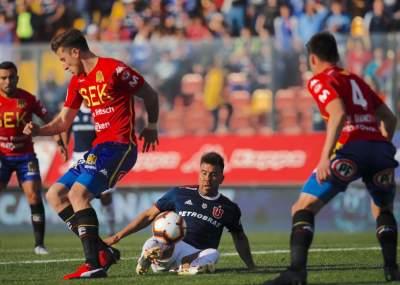 """La """"U"""" y Unión Española podrían disputar cupo para Copa Libertadores en La Serena"""