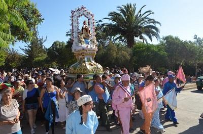 Aguas del Valle implementa plan especial por Fiesta Grande de Sotaquí