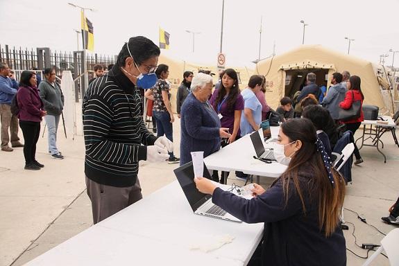 Hoy miércoles se realizará vacunación infantil en Estadio Fracisco Sánchez Rumoroso de Coquimbo
