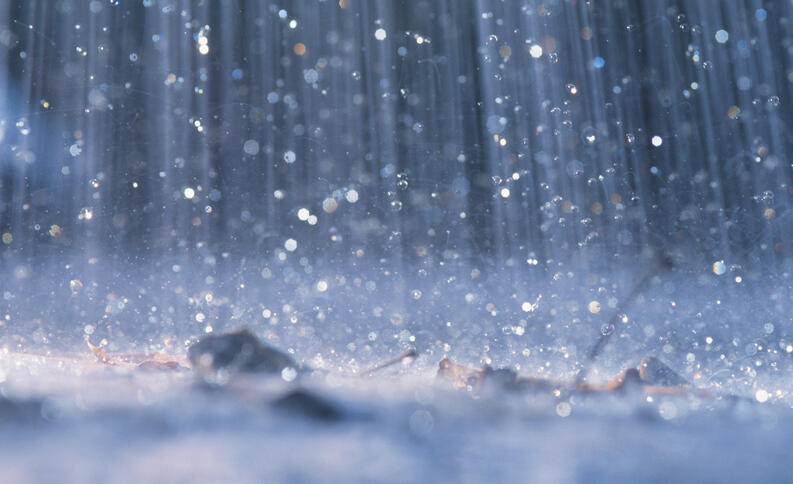 CEAZA anuncia que lluvias pronosticadas serán más intensas