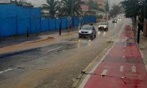 Más de 200 viviendas afectadas y 30 personas en albergues deja frente de precipitaciones