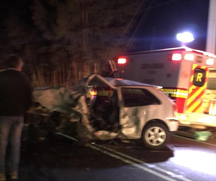 Trágico accidente en ruta CH 41, cerca de Peralillo, deja una mujer de 32 años fallecida