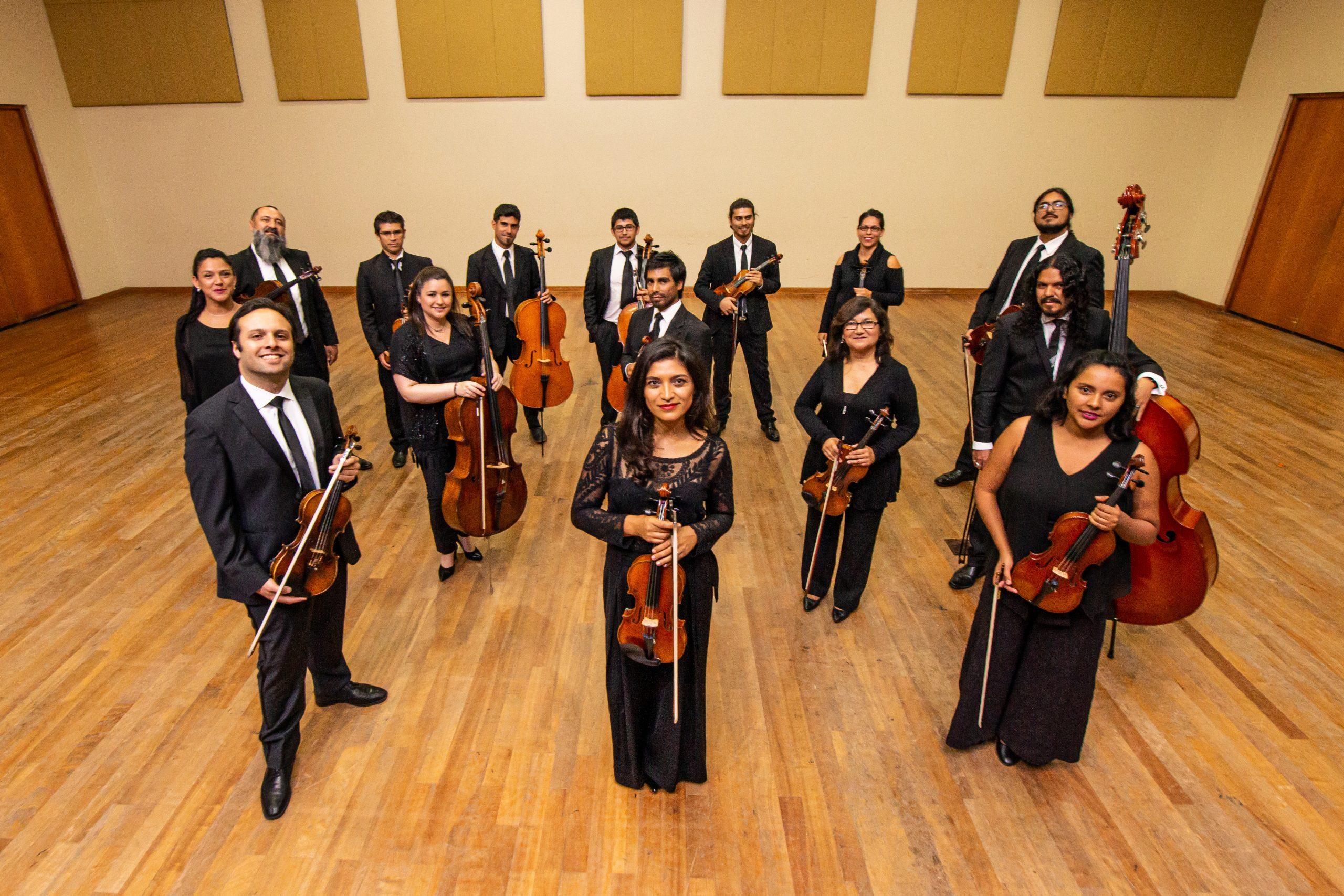 Orquesta Sinfónica de la ULS realizará un concierto en homenaje a la cantata de Santa María de Iquique