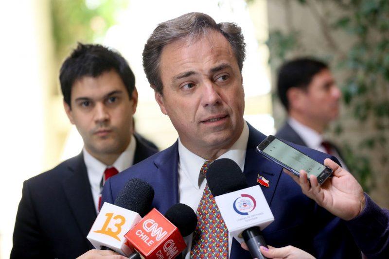 """Diputado Francisco Eguiguren """"El nuevo Intendente debe ser una persona que garantice la transparencia de la investigación""""."""