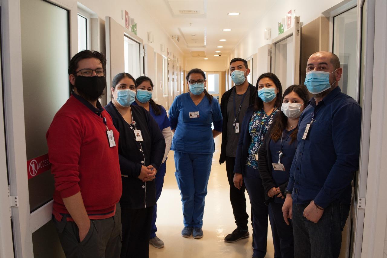 Comienza la apertura del servicio de hospitalización de psiquiatría en Ovalle