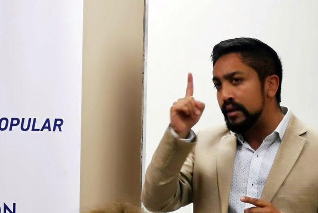 Efectivamente la udi presentará un candidato para la comuna de Coquimbo y un candidato coquimbano , para una alcaldía que esta bastante cuestionada y esperamos ayudar y sacar adelante a la comuna de coquimbo