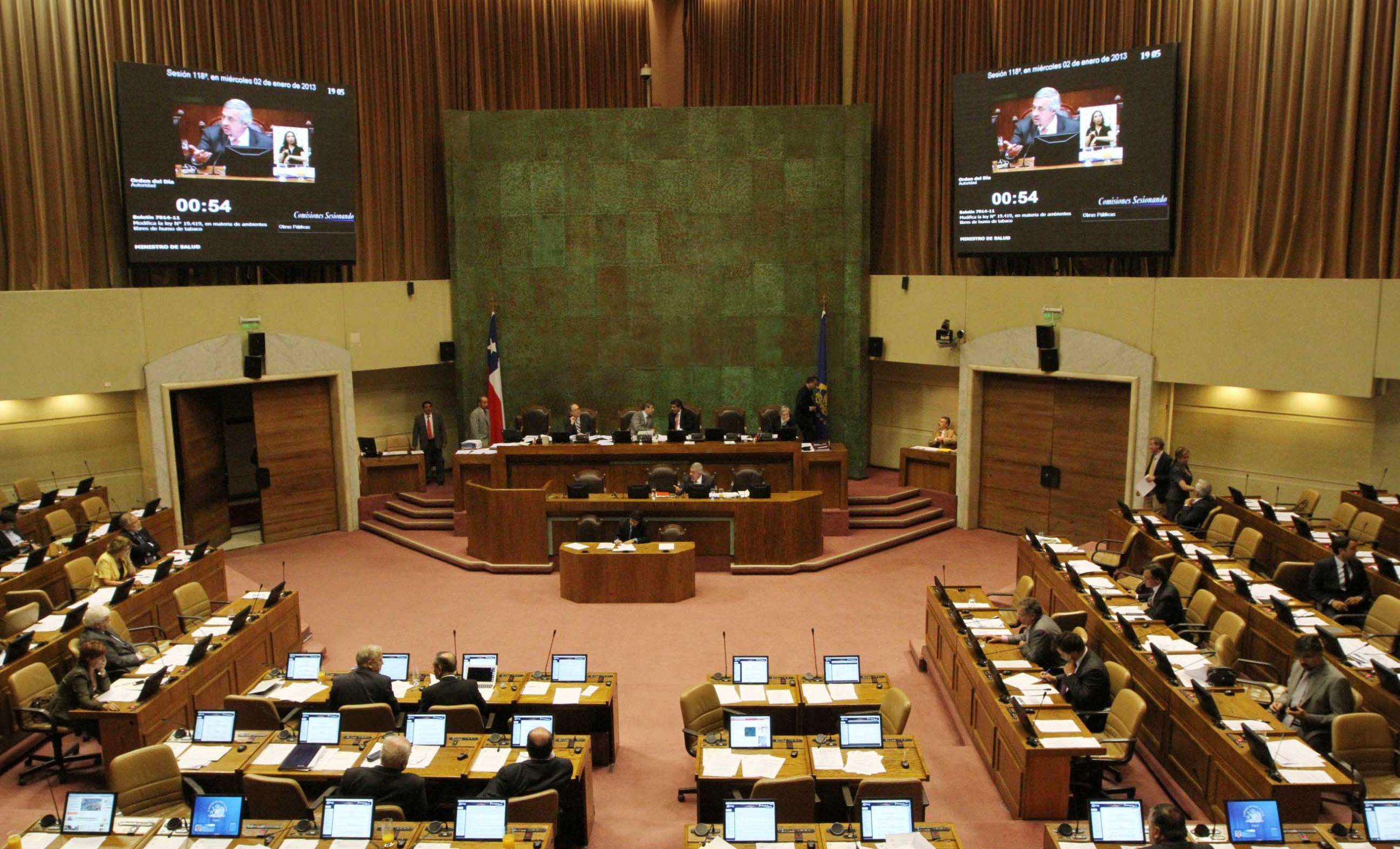 Cyberataque a la Cámara de Diputados