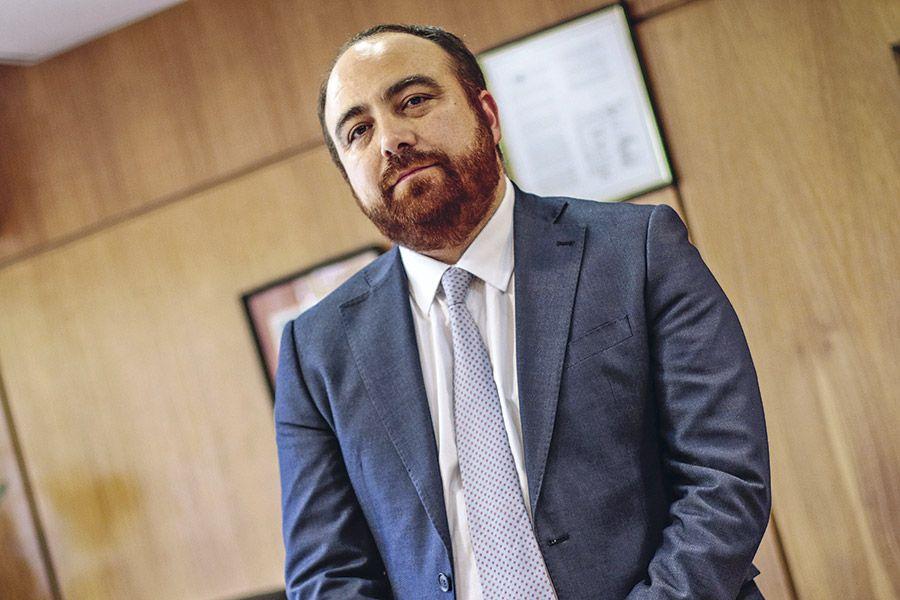 """Fuad Chahín, presidente nacional DC: """"El Gobierno llega tarde y sin un camino claro""""."""