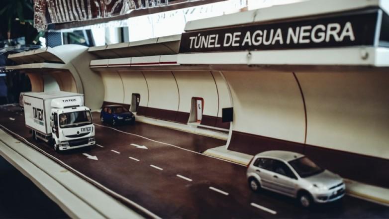 """Rodrigo Díaz, presidente CORPAN sobre Túnel de Agua Negra: """"Aquí en la región nadie maneja información, todo se maneja a nivel central""""."""
