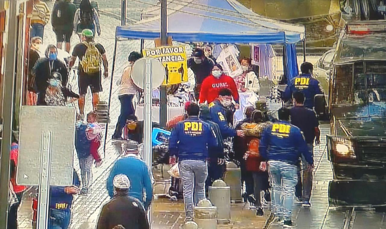 Incautan más de 1700 productos falsificados en Coquimbo