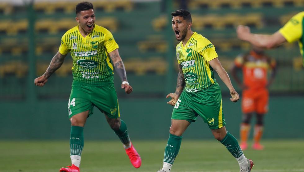 Jugadores contagiados de Defensa y Justicia obligan a suspender la semifinal frente a Coquimbo Unido