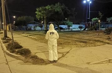 PDI busca a autor de disparo a quemarropa que dejó grave a joven en Coquimbo