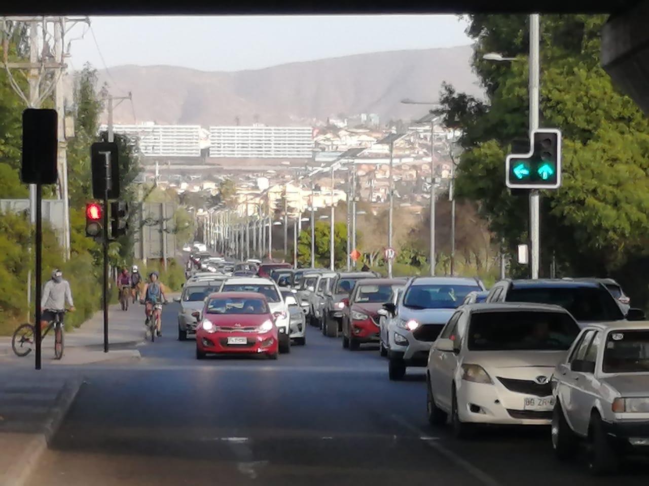 """Alcalde de La Serena sobre Plan de Avenida del Mar: """"Lo importante es que se está haciendo cosas""""."""