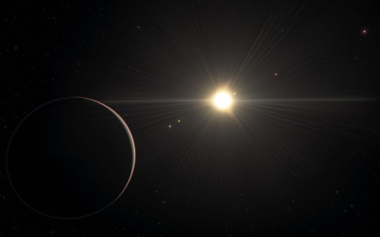 Un desconcertante sistema de seis exoplanetas con movimiento rítmico desafía las teorías de cómo se forman los planetas