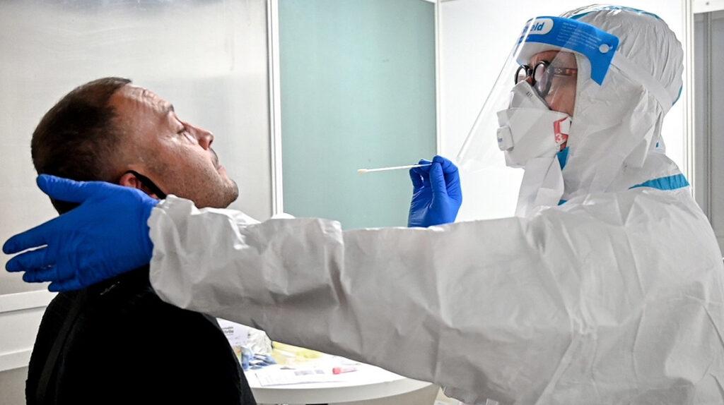 Peligrosa cifra de casos activos de Coronavirus: 116 en La Serena