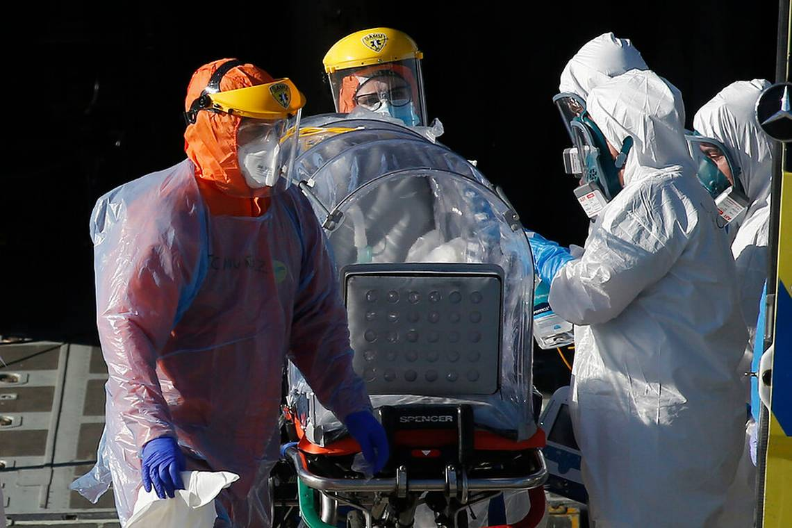 2 fallecidos, 122 casos nuevos y apenas 5 camas UCI disponibles en la región de Coquimbo