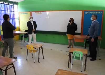 """Alcalde de Ovalle se suma: """"No autorizaré el regreso a clases presenciales el 01 de marzo"""""""
