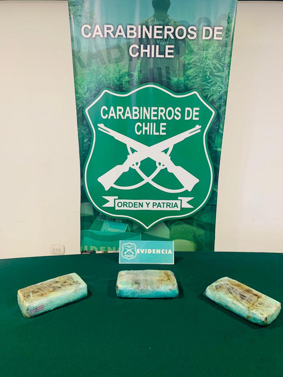 La Serena: Formalizan por tráfico de drogas a sujetos que traían cocaína base a bordo de buses y además ovoides en sus organismos