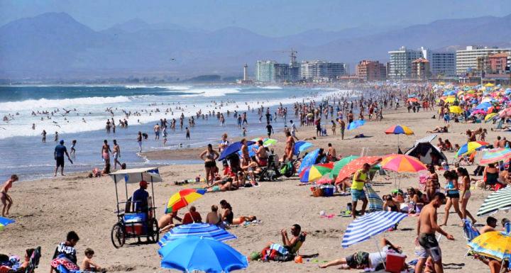 Permisos de vacaciones sería razón del aumento de casos en La Serena – Coquimbo