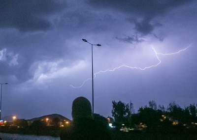 Onemi declara alerta temprana preventiva por probables tormentas eléctricas